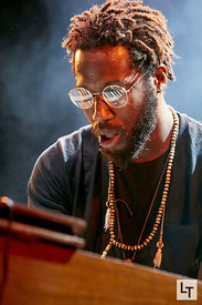 Cory Henry & the Funk Apostles, Nice Jazz Festival, le 19Juillet 2017