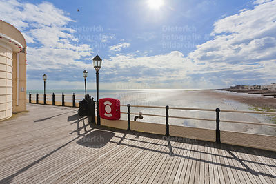 Pier, Worthing, Sussex, England
