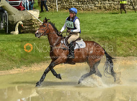 Andrew James and HOLD ME DOWN, Equitrek Bramham Horse Trials 2018