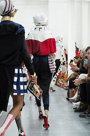 London Fashion Week Autumn Winter 2018 - Fashion East