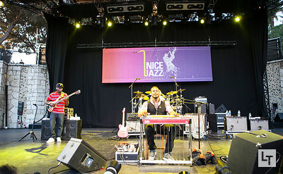 Robert Randolph & The Family Band, Nice Jazz Festival le 12 Juillet 2012
