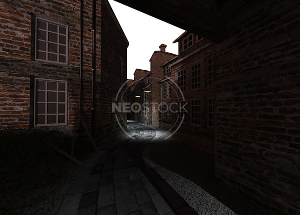 Old_London_Alley_-_04_-_Night