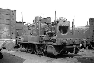 PHOTOS OF J70 CLASS ER 0-6-0T  STEAM LOCOS