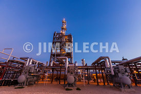 Gas Plant Fractionation