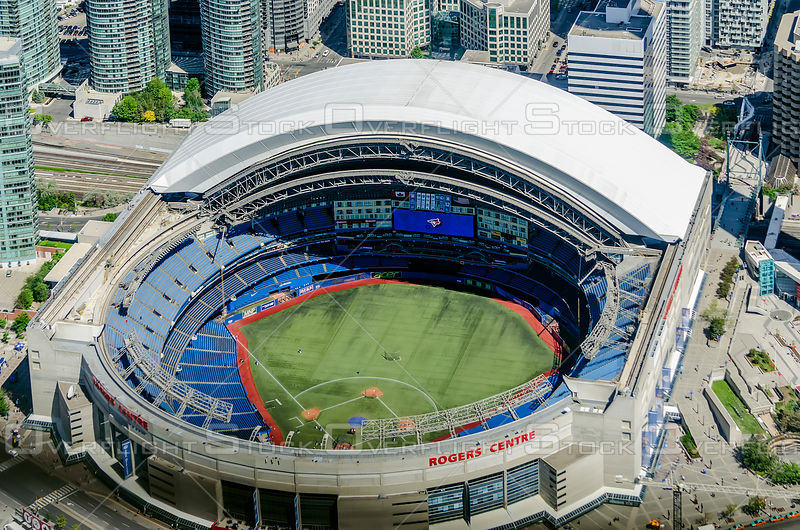 Rogers Centre in Toronto