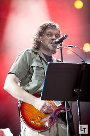 Emir Kusturica & The No Smoking Orchestra, Nice Jazz Festival le 11 Juillet 2012
