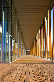 Architecture Bois; Bordes (64) ) -
