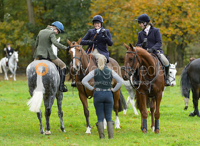 The Cottesmore Hunt Opening Meet 24/10