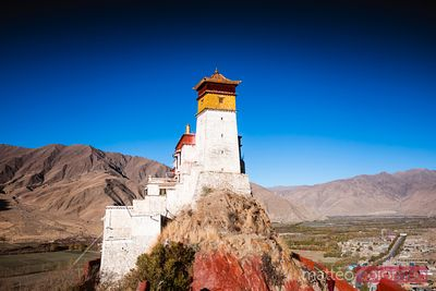Yungbulakang Palace, Tsedang, Tibet, China