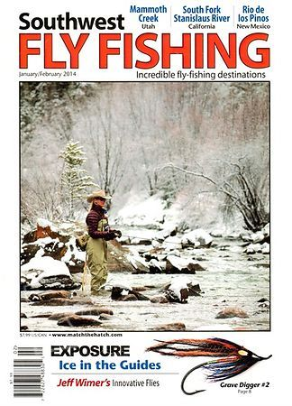 2014-Jan/Feb Southwest Fly Fishing Cover