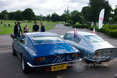 Aston Martin Owners Club - Wilton Centenary 2013
