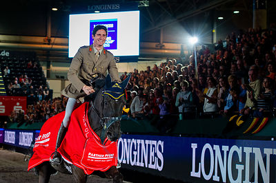 Longines FEI Jumping World Cup™Qualification Class