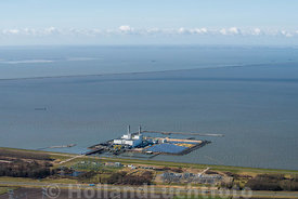 Lelystad - Luchtfoto Maxicentrale