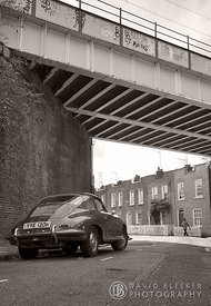 Porsche 356 - Camden, London