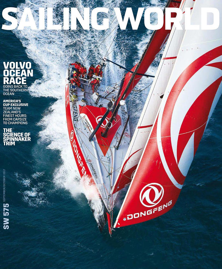 Sailing World - Septembre 2017