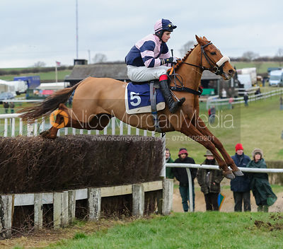 The Open Ditch - Maiden Div II - Cottesmore at Garthorpe