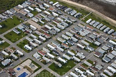 Aerial - Trailer Park - The Hamptons