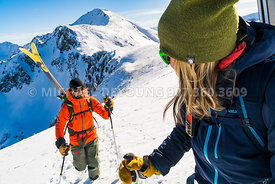 Adventure - Backcountry skiing
