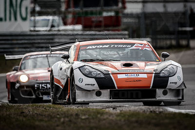 16 Rob Smith / Mike Simpson Team LNT G55 Ginetta GT3