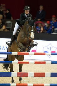 Bordeaux, France, 2.2.2018, Sport, Reitsport, Jumping International de Bordeaux - Bordeaux Young Sires Masters by SELLE FRANC...