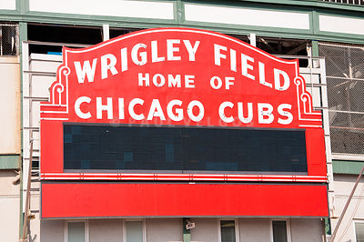 Chicago Cubs Wrigley Field Photos