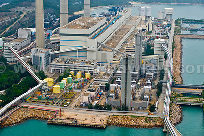 Power Station, Lamma Island, Hong Kong