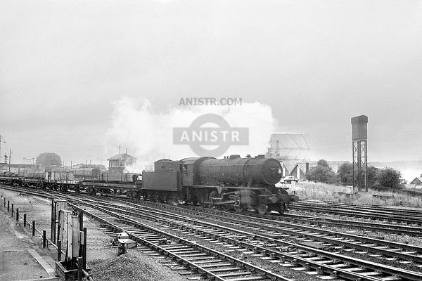 Steam loco WD 90295 Basingstoke