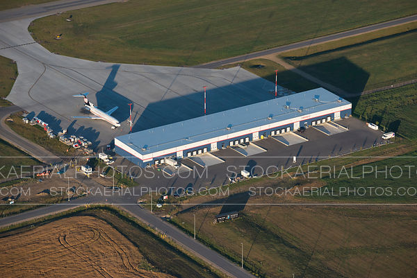 Edmonton International Airport Cargo Terminal