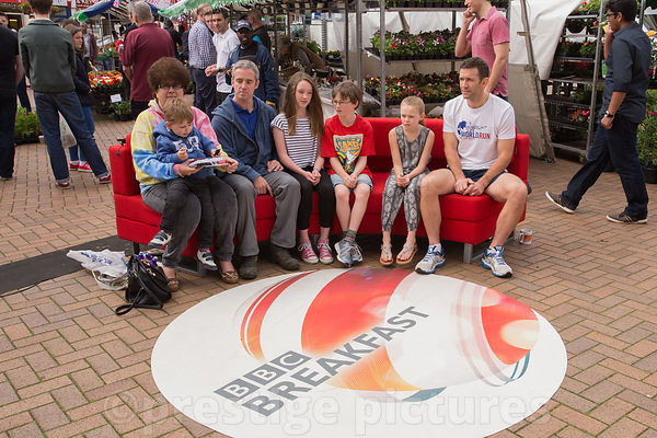 BBC Breakast in Banbury