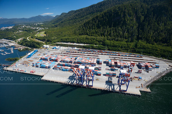 Prince Rupert Container Port