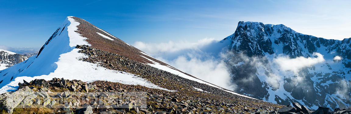 BP2407 - Ben Nevis and Carn Mor Dearg