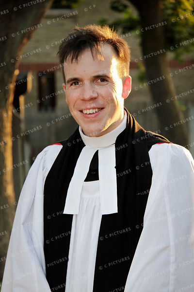 DIOCESE OF BLACKBURN ORDINATIONS - THOMAS WOOLFORD