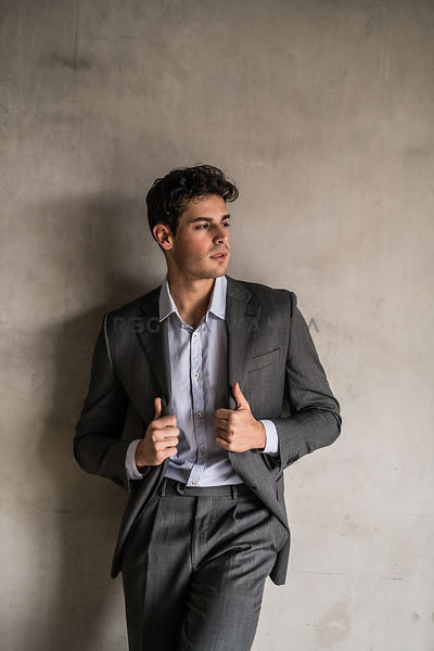 Jacobo Casual | Suit