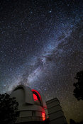 McDonald Observatory and the Milky Way #2
