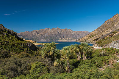 Lake Hawea approach, Otago