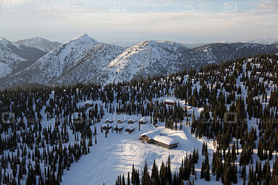 Baldface Wilderness Lodge Selkirk Mountains BC