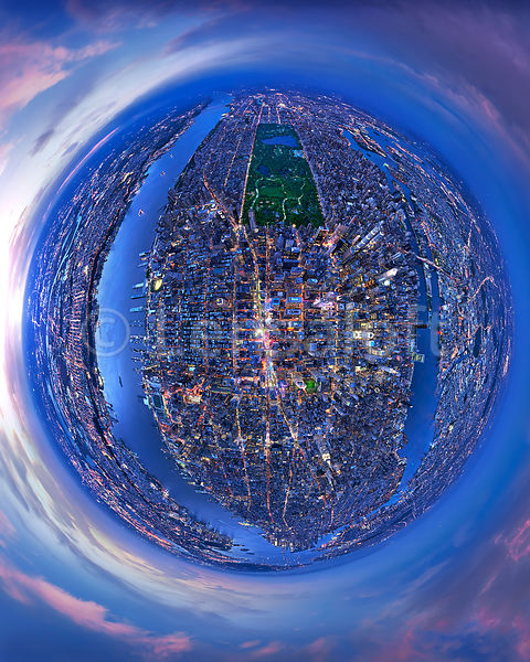 Planet New York - Times Square