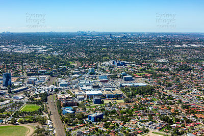 Blacktown to Sydney CBD