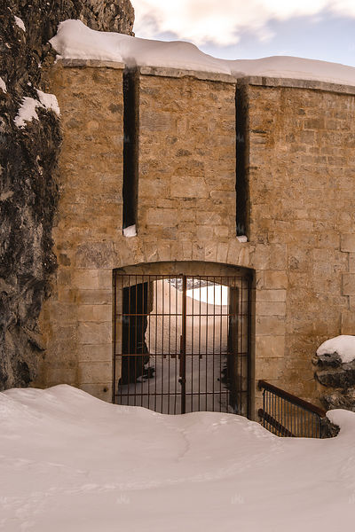MMM - Fortifications 11 - Fort du Randouillet 4