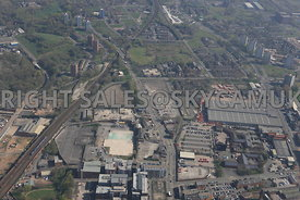 Rochdale Road Industrial Units and disused and undeveloped industrial land north Manchester