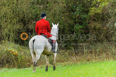 Andrew Osborne MFH - The Cottesmore Hunt at Tilton on the Hill, 9-11-13