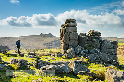 BP5106 - Hound Tor, Dartmoor