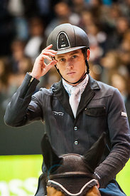 Scott Brash in Lyon