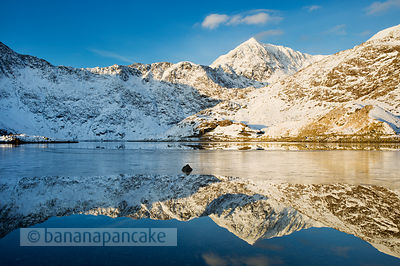 BP2800B - Snowdon, Winter