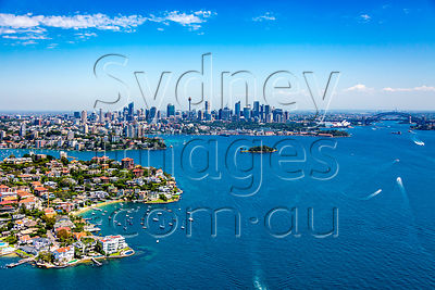 Point Piper City View
