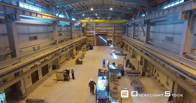 Machine Shop Qurayyah Gas Fired Combined Cycle Power Plant CCPP Saudi Arabia