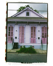 Bywater Purple Cottage