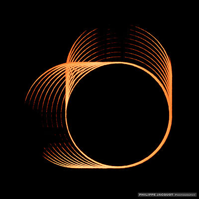 2016 - France - Reunion Island - Annular eclipse of the sun - Baily's beads