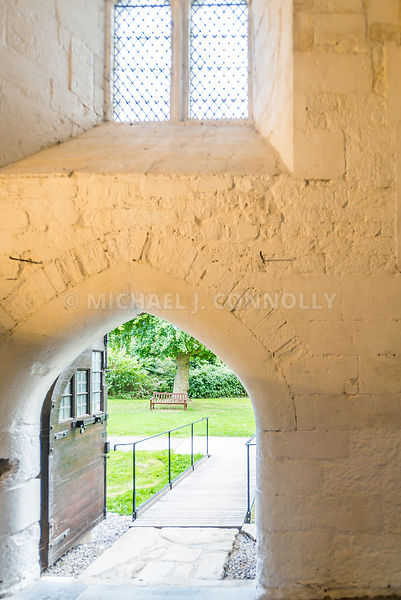 Doorway, Abbots Kitchen- Glastonbury Abbey, England