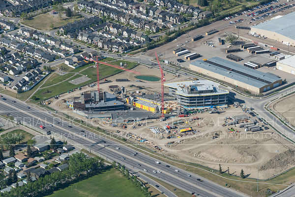 ATCO Energy Centre Construction